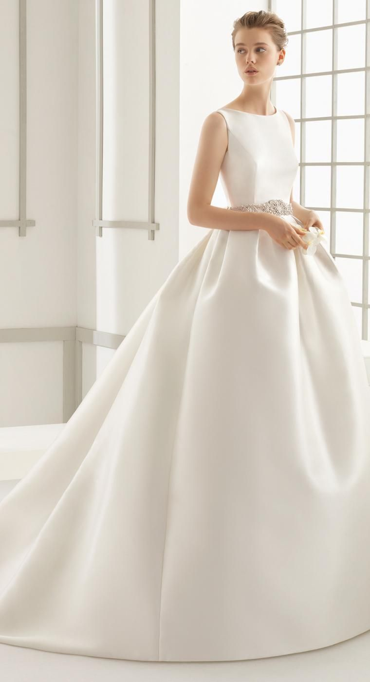 Потрясающая коллекция свадебных платьев 2016 от Rosa Clara ...