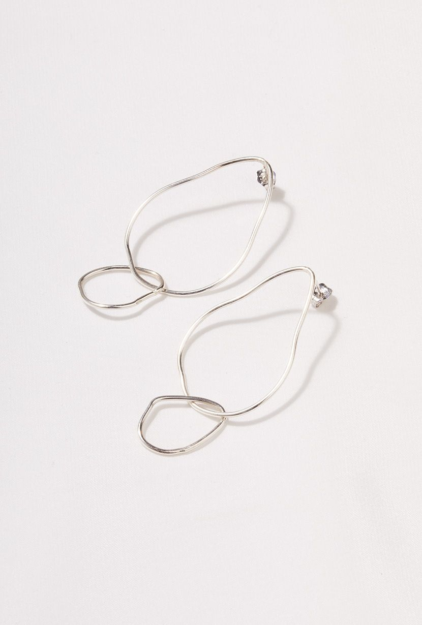 d4f644948 Ear Piercings, Sterling Silver Earrings, Hoop Earrings, Ear Rings, Ears  Piercing,