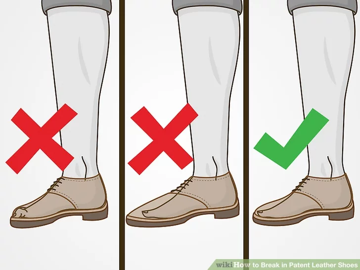 How To Break In Patent Leather Shoes Patent Leather Shoes Leather Shoes Leather