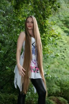Pin By Hugh Tarcai On Very Very Long Brown Long Hair