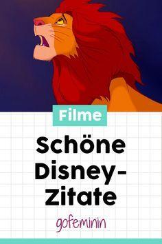 Von Simba bis Winnie Puh: Die schönsten Disney-Zitate