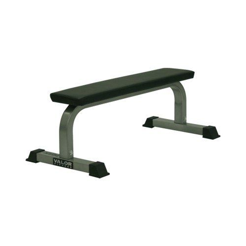Valor Fitness DA 7 Flat Bench For Only $127.36 You Save: $12.63 (9