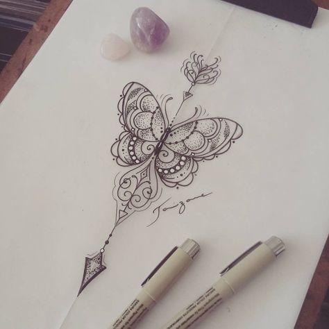 "Photo of Taizane – Tattoo Vibracional on Instagram: ""💜"""