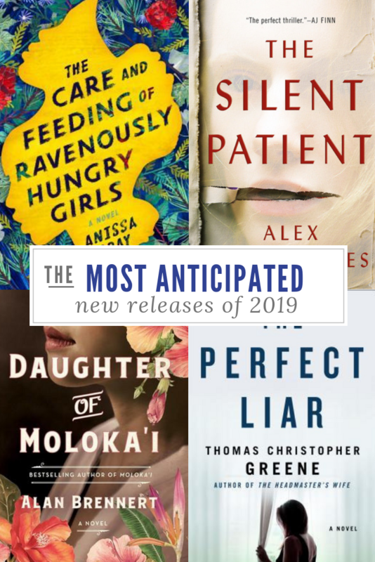 Most Anticipated New Releases of 2019 is part of Books to read for women, Top books to read, Best books to read, Book club books, Good books, Books to read - 2019 hasn't even arrived yet and my TBR is already feeling the strain  There are so many amazing books scheduled for publication  I can't wait to read them all