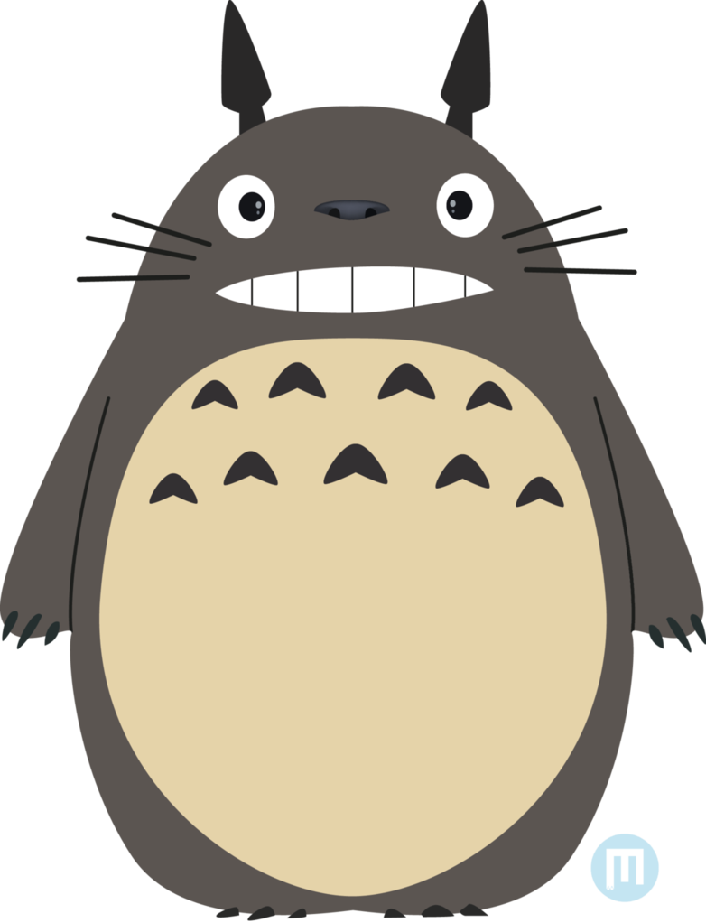 My Neighbor Totoro My Neighbor Totoro Totoro Art Totoro Characters