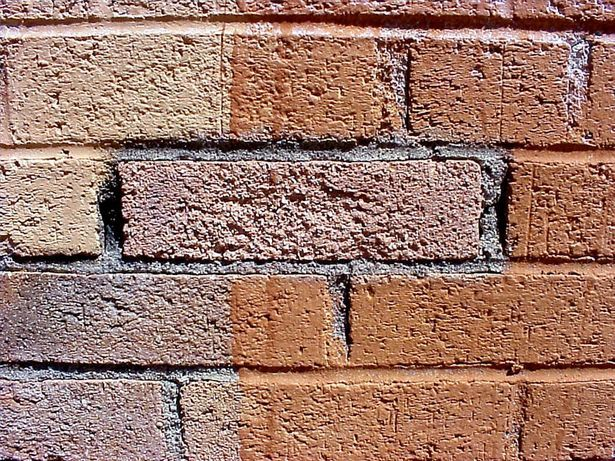 Removing Paint From Brick Siding