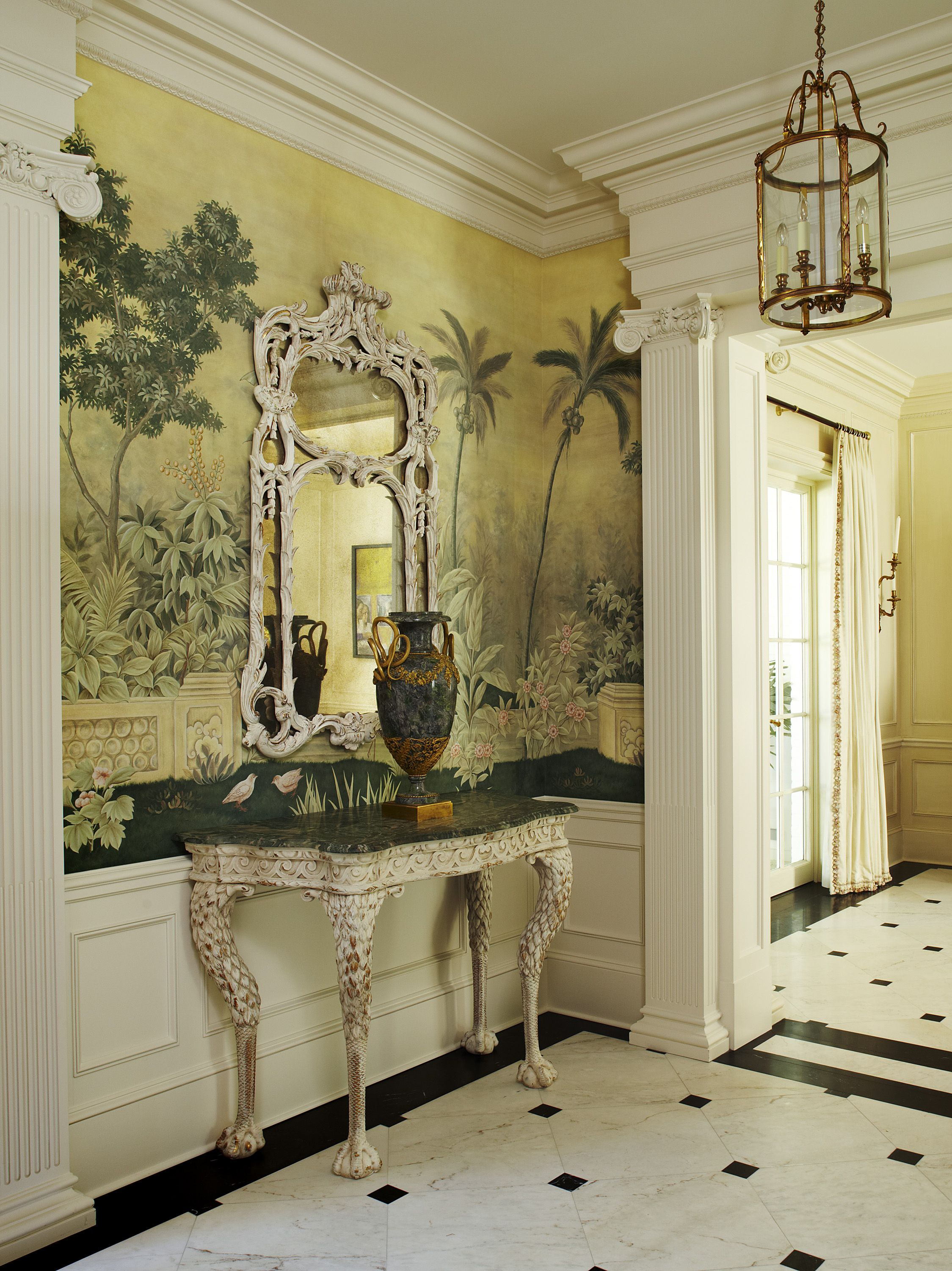 Entry By Katherine Shenaman Interiors Traditional Foyer