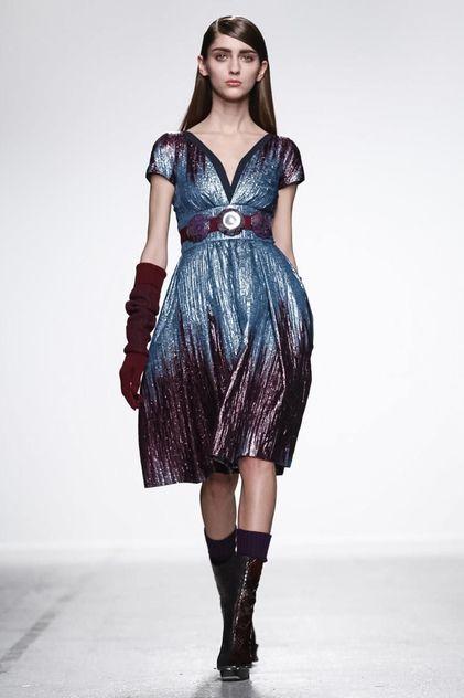 John Galliano Ready To Wear Fall Winter 2014 Paris