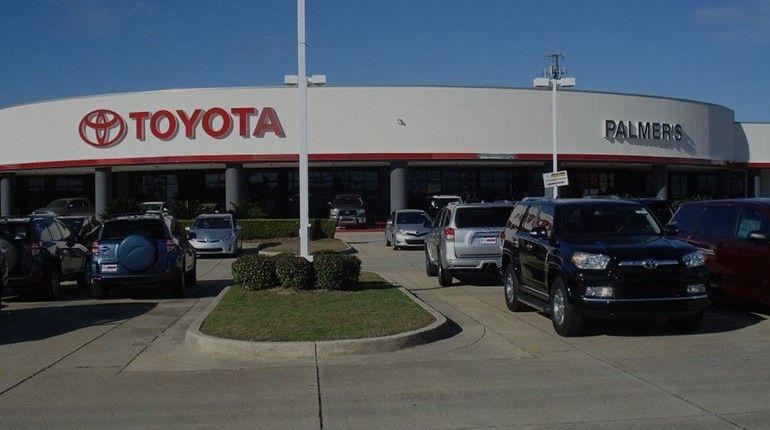 Palmers Toyota Mobile AL Palmers Toyota Dealer Alabama Dealer - Alabama toyota dealers