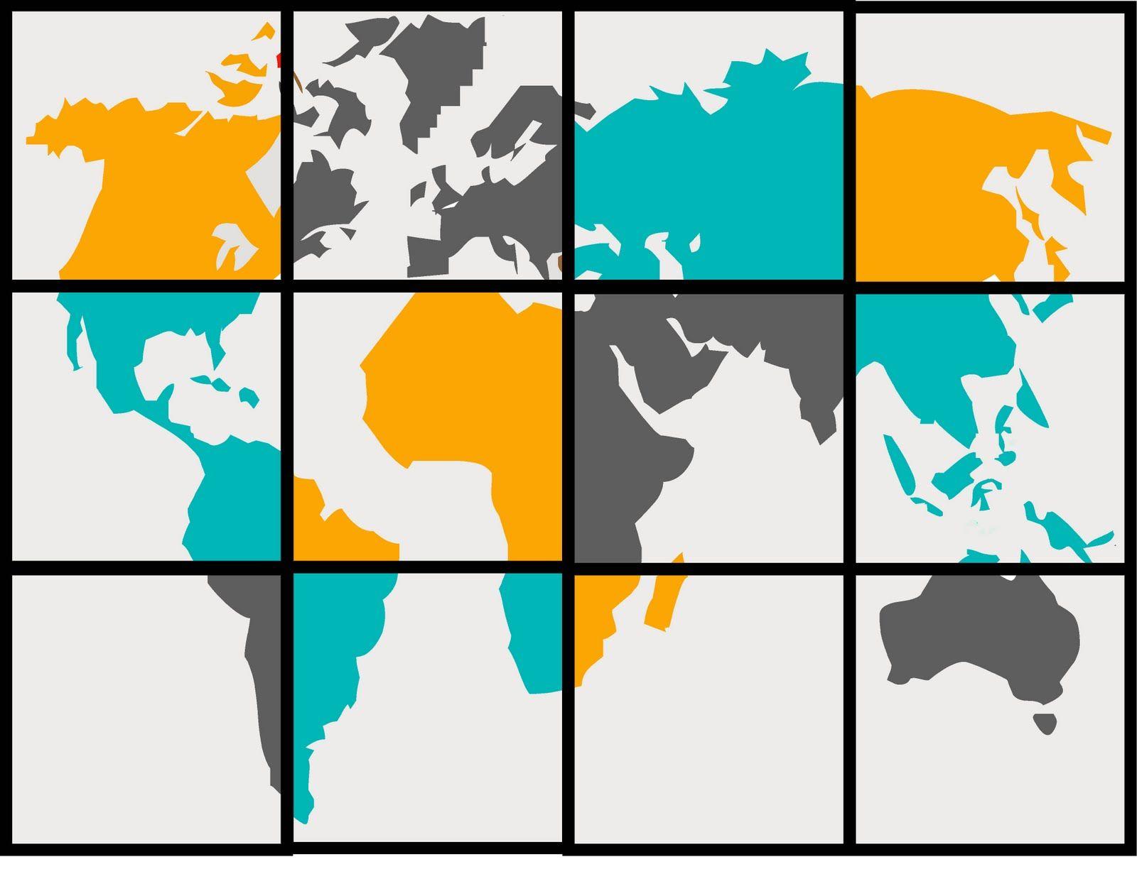 Kojotutorial Interactive World Map World Map Art Kids Art Journal Interactive World Map