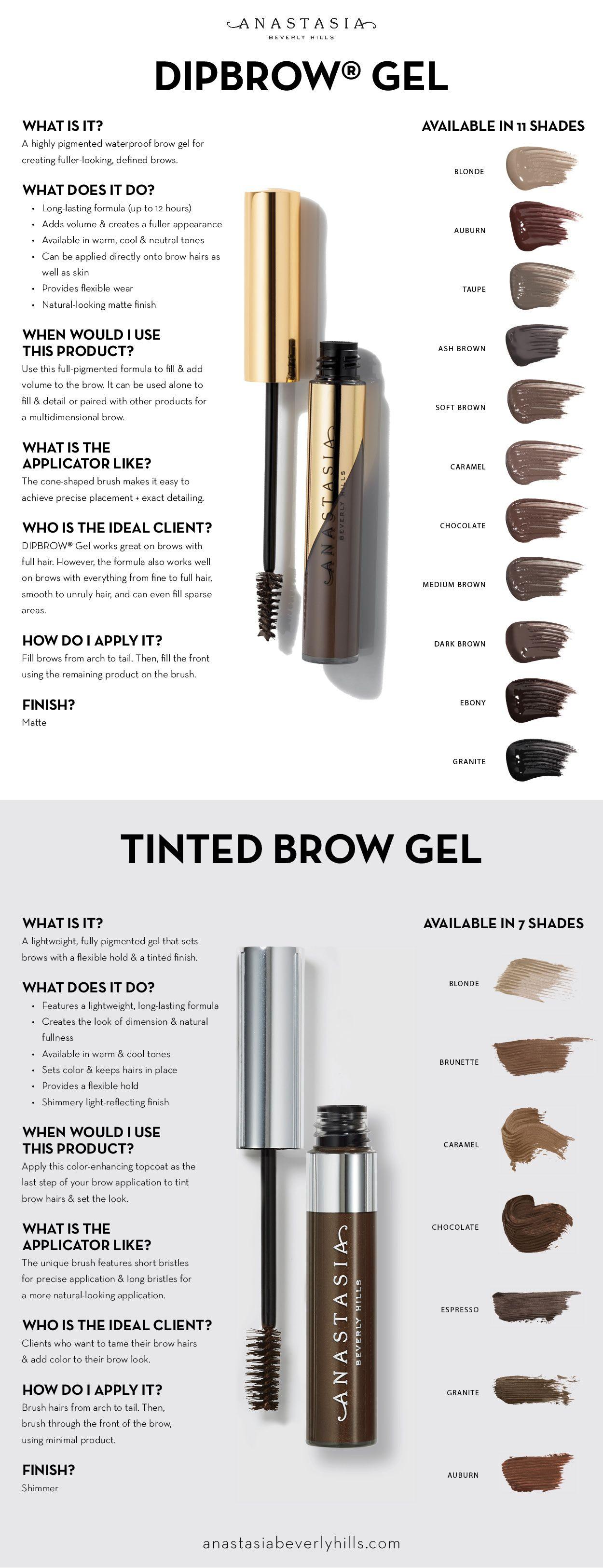 Get Eyebrow Gel Tint Background