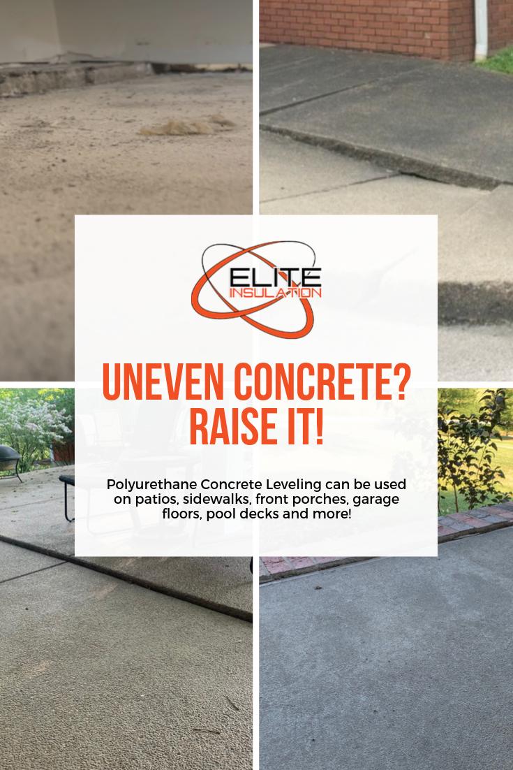 Get Even Concrete Concrete Concrete Slab Patio Pool Decks
