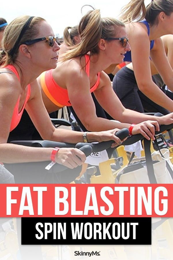 Photo of Fat Blasting Spin Workout