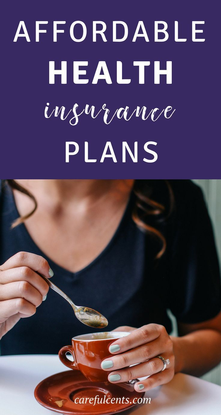 Yes, it is possible to find affordable health insurance ...