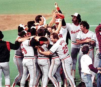 Baltimore Orioles 1983 Orioles Magic If You Remember This You Are As Old As Me Baltimore Orioles Orioles Baltimore Orioles Baseball