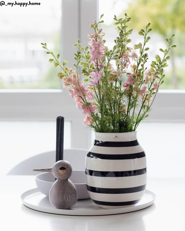 Idee Deco Pour Grand Vase Transparent le vase est un élément déco très tendance, qui peut faire