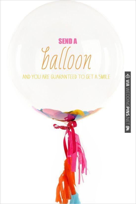 send a smile with bonjour balloons | CHECK OUT MORE IDEAS AT WEDDINGPINS.NET | #weddings #weddinggear #weddingshopping #shopping