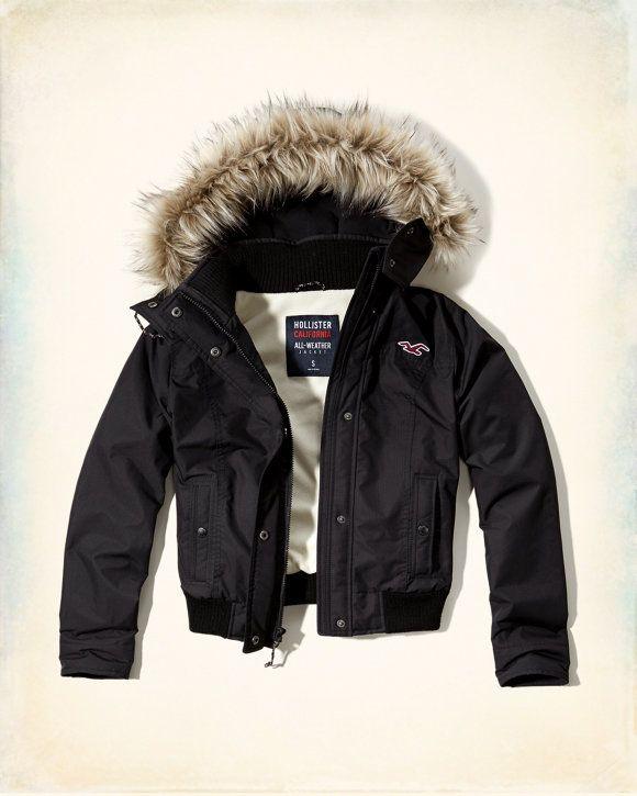 hollister jackets online