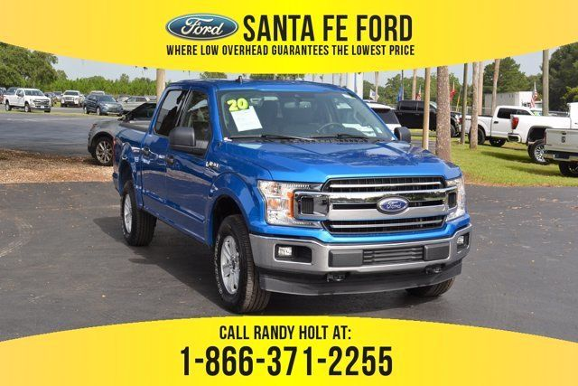 Used 2020 Ford F 150 Xlt 4x4 Truck For Sale Gainesville Fl