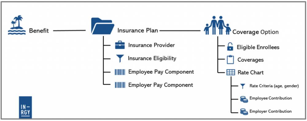 Understanding the insurance benefits type in SAP