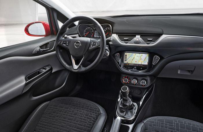 Opel Corsa E Interieur | Tech & Autos | Pinterest