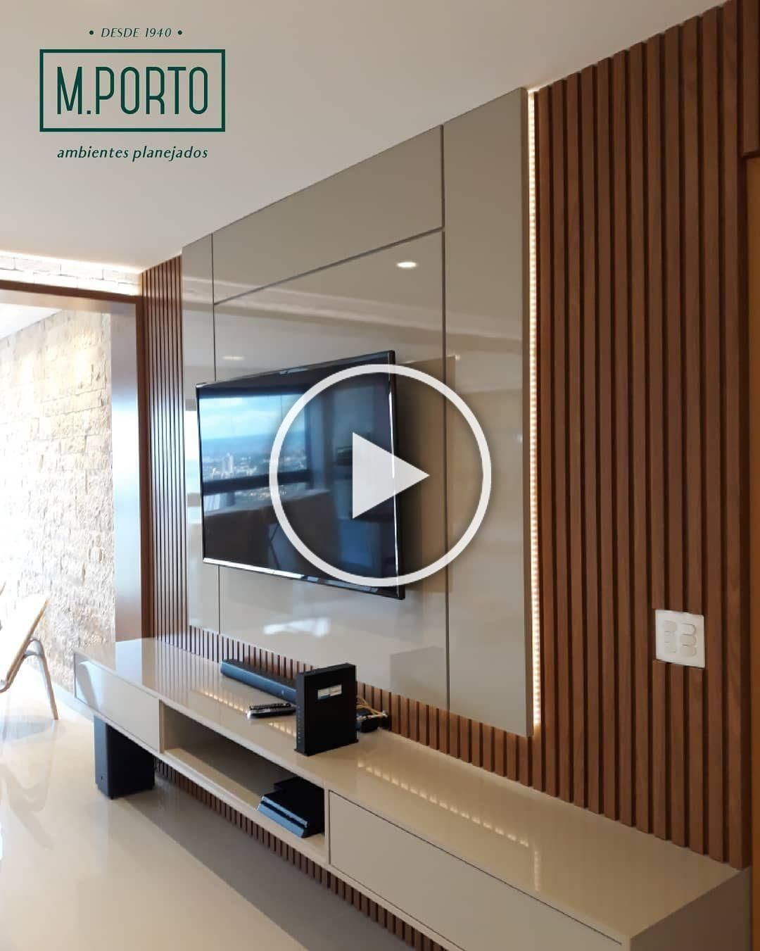 "Lcd Panel Design Tv Unit Design Tv: M.PORTO On Instagram: ""Olha Que Classe Esse Home"