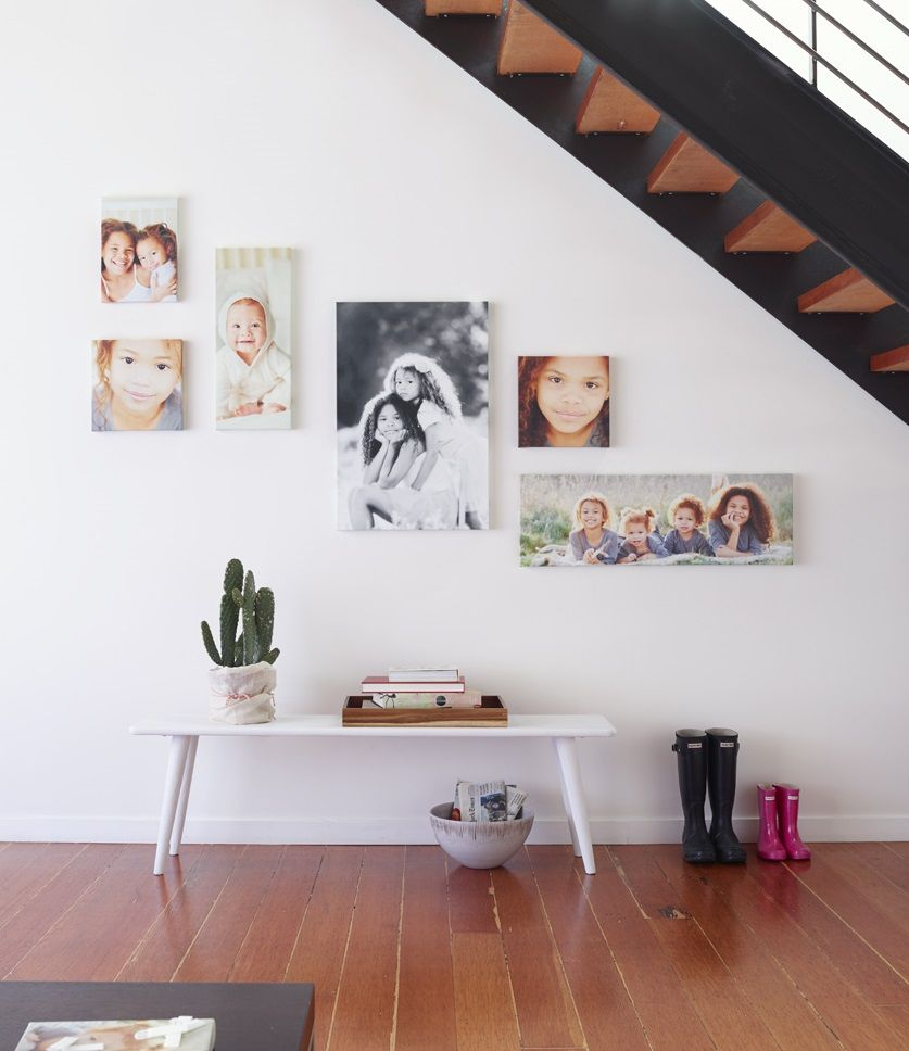 Customized Wall Art Helps Capture Your Favorite Photos For Display From Shutterfly Com Wall Decor Living Room Wall Decor Wall Decor Living Room Apartment