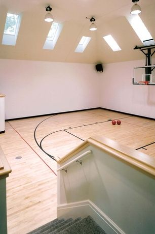 Best Traditional Design Ideas And Photos Zillow Digs Home Basketball Court Basketball Room Indoor Basketball Court