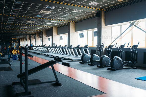 Gym Nobody Empty Fitness Club Fitness Club Gym Gym Photography