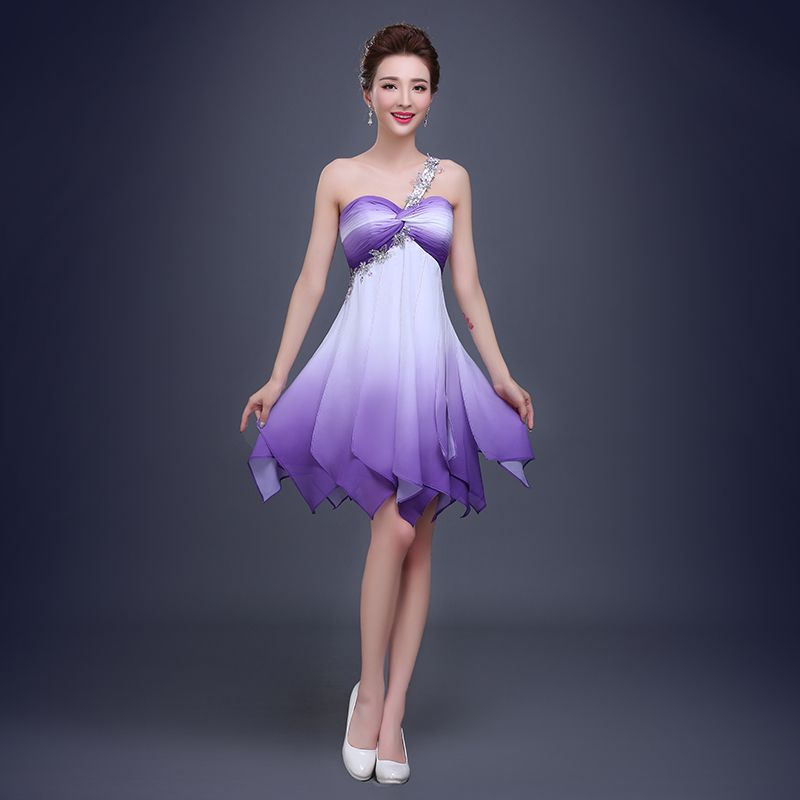 Cheap Mini Bridesmaid Dresses Buy Quality Dress Chiffon Directly From China Suppliers