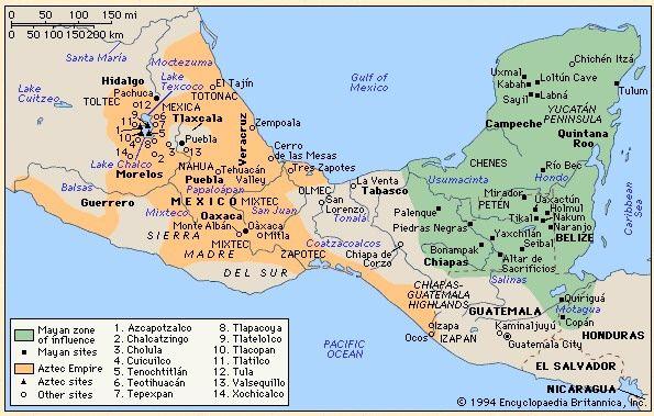 Aztec Ruins Mexico Map Mayans Aztecs and Incas | THE MARS/MOON/ANCIENT SITES CONNECTIONS
