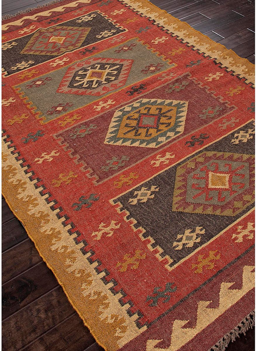 Pin By Modernrugs Com On Kilim Softly Southwestern Rug Jute Area Rugs Southwest Rugs