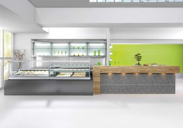banco bar moderno modello manhattan bancone dal design