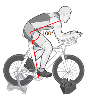 How To Fit A Triathlon Or Time Trial Bike Upper Body Positioning