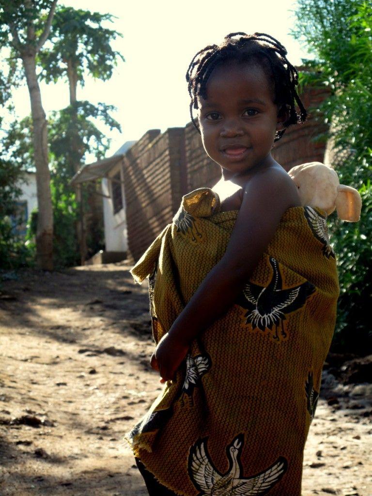 SHARLENE: African Girl Forced