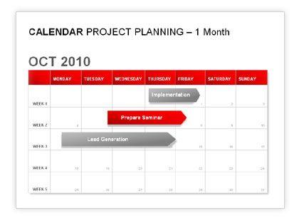 Red Calendar    wwwpoweredtemplate powerpoint-diagrams - sample power point calendar