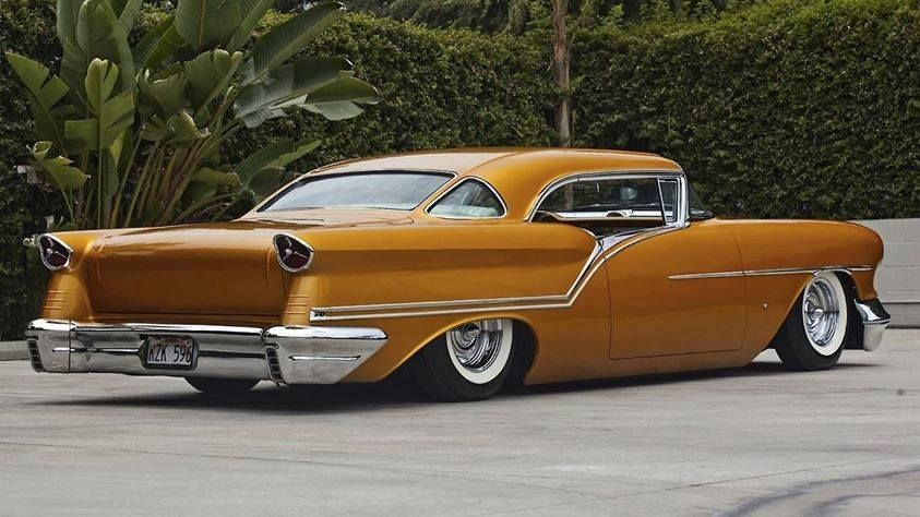 Custom 1957 Oldsmobile Coupe..Re-pin...Brought to you by #HouseofInsurance for #CarInsurance #EugeneOregon.