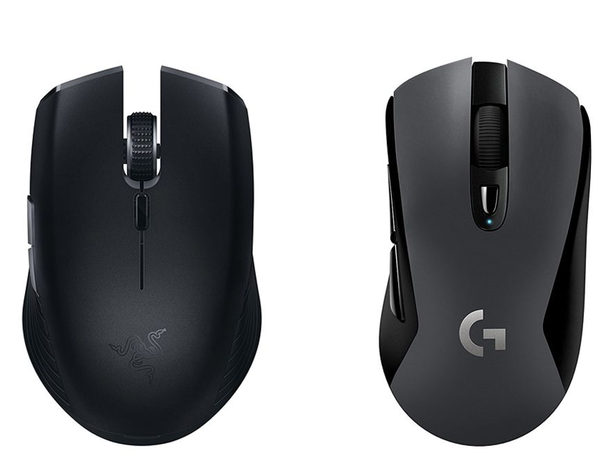 Razer Atheris and Logitech G603 are great options for