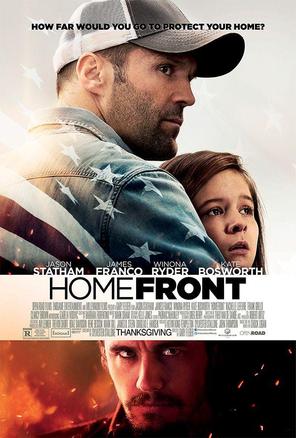 Homefront com Jason Statham e James Franco.