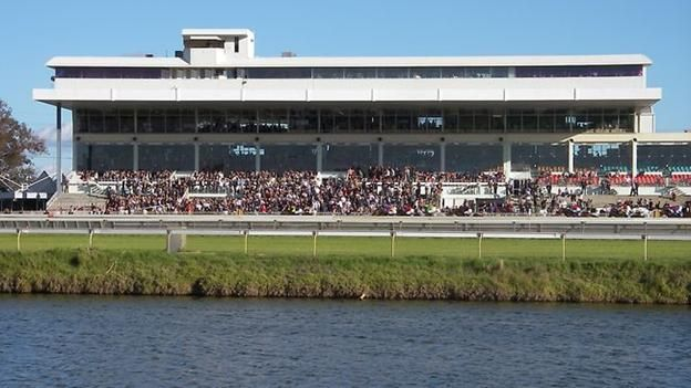 Belmont Park Racecourse Is One Of The Two Major Horse Racing Venues