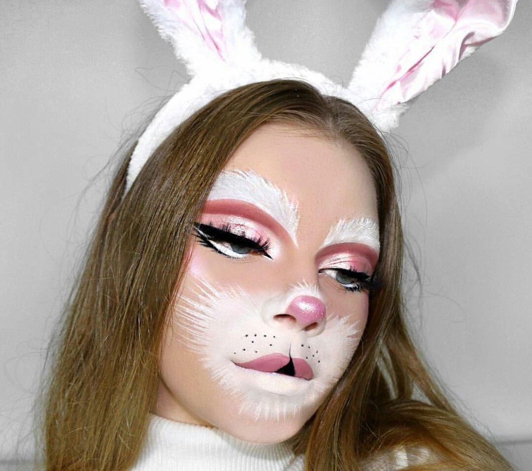 Halloween Makeup Tutorial Tina Halada | Makeup | Pinterest ...