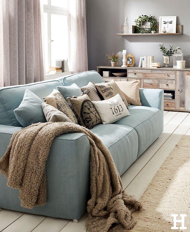 Big Sofas & große Sofas kaufen » online bei Höffner #hyggeligwohnen