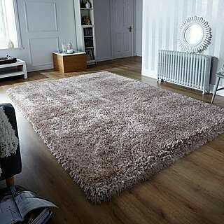 MODERN SMALL TO LARGE 8.5cm THICK QUALITY SOFT LUXURY MULTI SHAGGY POLAR RUGS