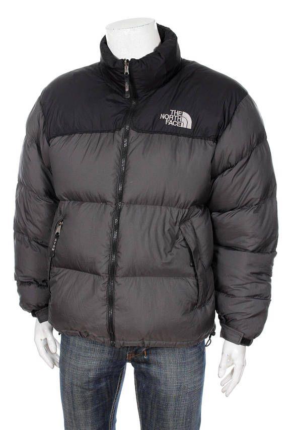 Vintage The North Face Men S Nuptse Down Dun Duvet Proof North Face Mens Womens Hooded Jackets North Face Jacket