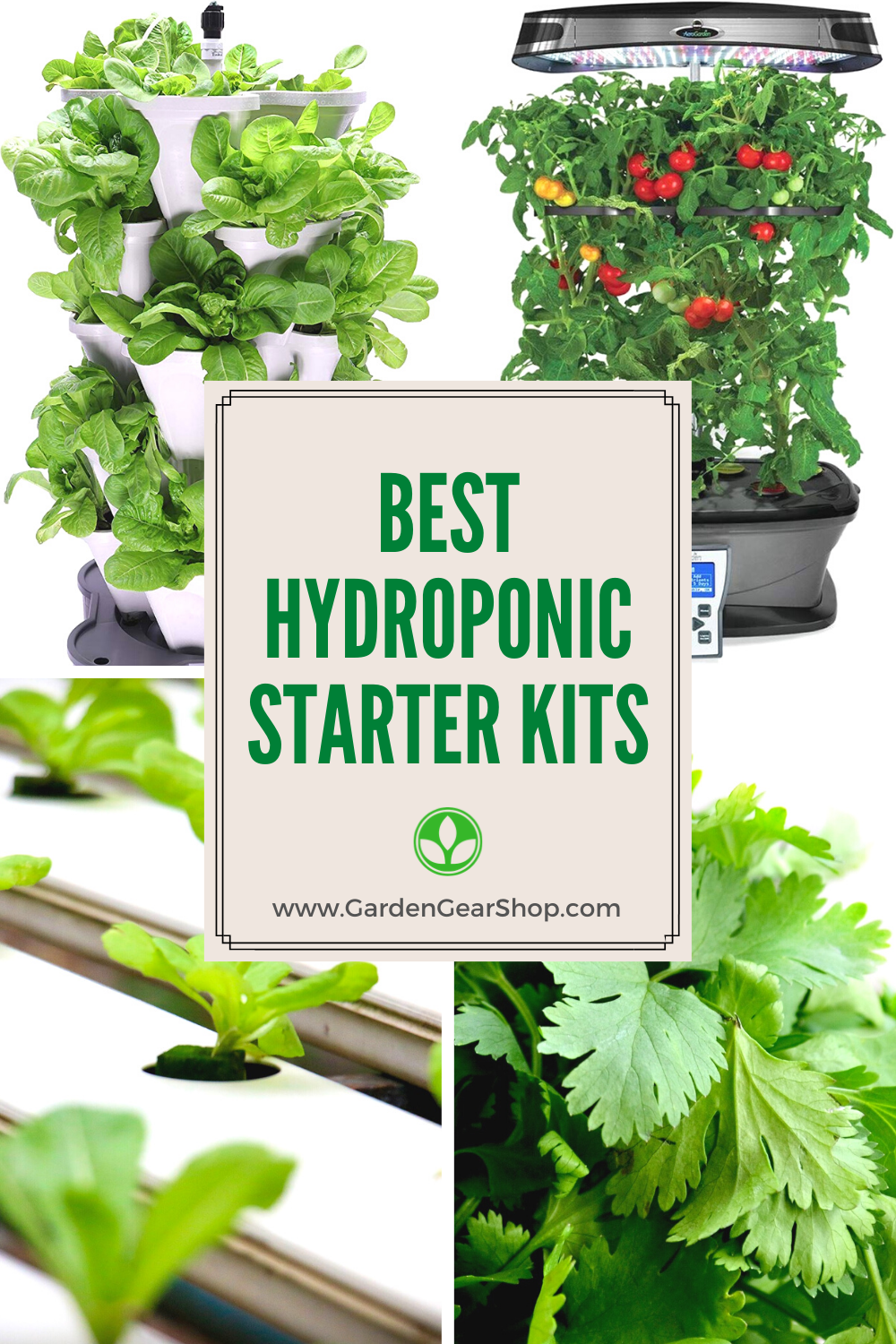 Pin on Best Hydroponic Starter Kits