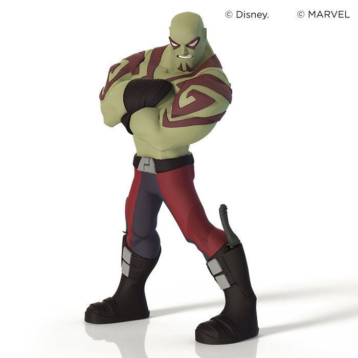 ArtStation - Drax for Disney Infinity 2.0, Shane Olson