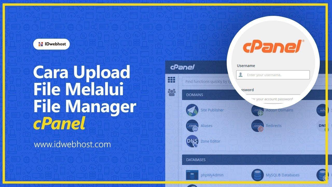 19++ Upload web ke hosting info