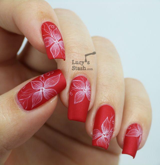 Nail art tumblr nails pinterest explore red nail nail nail and more nail art tumblr prinsesfo Choice Image