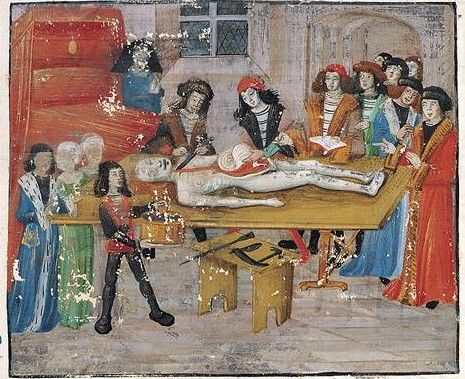 Image result for medieval manuscript medical doctor