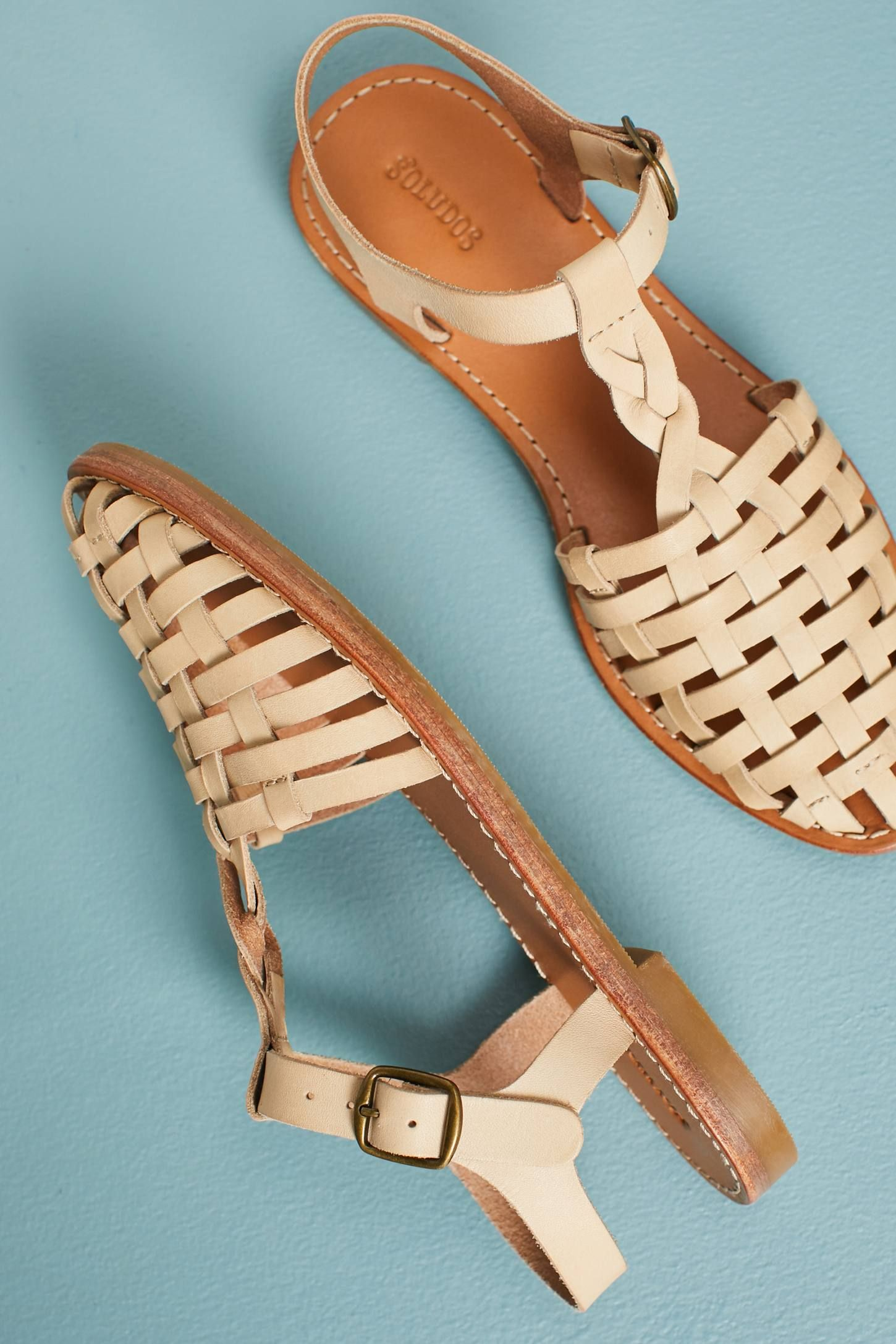 0c3ba3a44 Shop the Soludos Woven Fisherman Sandals and more Anthropologie at  Anthropologie today. Read customer reviews